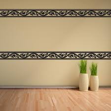 wallstickers folies frieze patterns wall stickers frieze patterns wall stickers