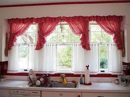 Curtain Designs For Kitchen by Wine Themed Kitchen Curtains With Wine Bottle Prints Decolover Net