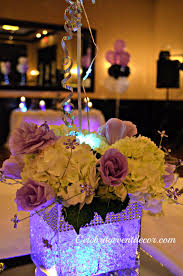 sweet 16 table decorations celebrity event decor banquet hall llc