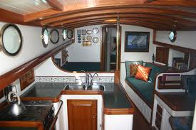 Small Yacht Interior Design You Cant Compare Cars With Boats - Boat interior design ideas