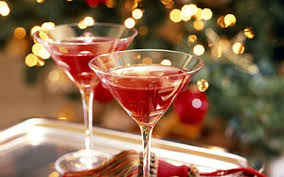 christmas cocktail party cocktail theseheavenlyholidays