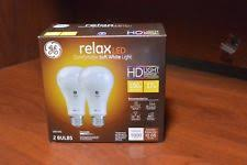 ge hd light refresh ge 96712 dimmable a21 refresh led hd light bulb daylight 17w 2pack