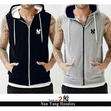 pack of 2 sleeveless hoodie price in pakistan at symbios pk