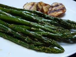cuisiner asperges recette asperges vertes grillées toutes les recettes allrecipes