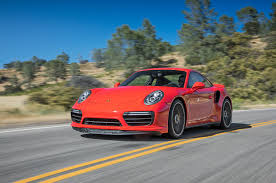 turbo porsche 911 porsche 911 turbo s 3rd place 2017 motor trend best driver u0027s