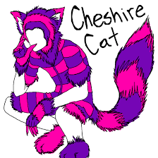 cheshire cat tail on the hunt