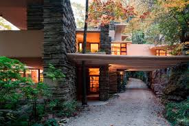 frank lloyd wright waterfall 80 years of fallingwater by frank lloyd wright metalocus