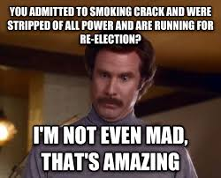 Smoking Crack Meme - livememe com actually i m not even mad that s amazing