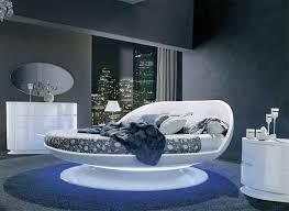 chambre a coucher avec lit rond chambre moderne lit rond intérieur meubles