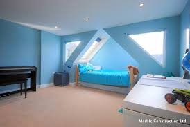 Cool Loft Conversion Bedroom Design Ideas In Home Interior - Loft conversion bedroom design ideas