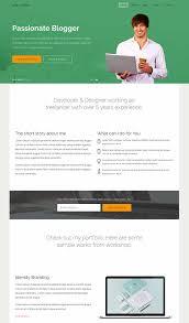 bootstrap sites templates 40 best personal website templates free u0026 premium freshdesignweb