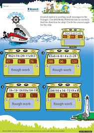 voyager math worksheet for grade 4 free u0026 printable worksheets