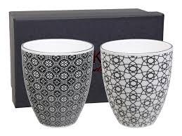 Pas Japonais Lumineux by Tasse Porcelaine Motif Japonais Noir Blanc 9 8x8 7cm Coffret De