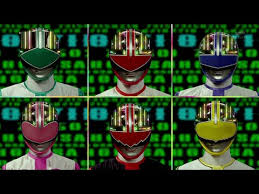 power rangers legendary force mode super megaforce