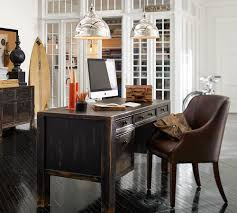 Pottery Barn Writing Desk by Four Home Office Tips To Steal From Celebrities Pottery Barn