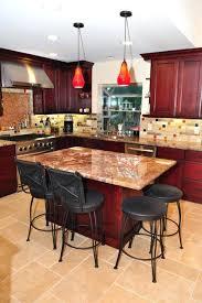 kitchen island cherry wood cherry wood kitchen island kitchen outdoor kitchen cabinets black