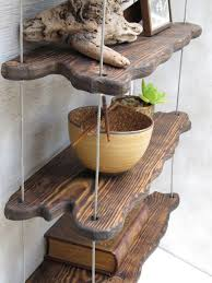 Wood Shelves Images by Best 25 Display Shelves Ideas On Pinterest 4x4 Wood Crafts