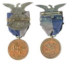 marine corps civil war caign medal medals decorations