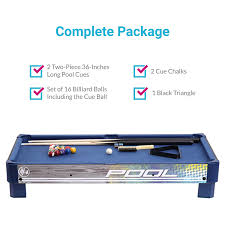 amazon com harvil tabletop pool table with l style legs