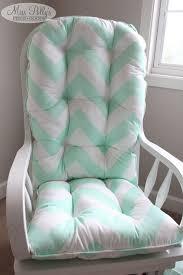 Rocking Chair Pads Walmart Nursery Rocking Chair Cushions For Nursery Grey Nursery Rocker