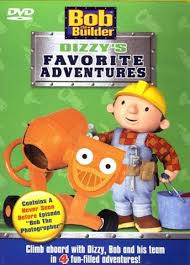 bob builder dizzy u0027s favorite adventures dvd movie
