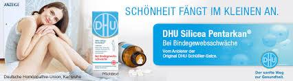bindegewebsschwäche homöopathie dhu silicea pentarkan für das bindegewebe apo rot