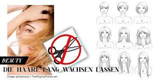Frisuren Lange Haare Wachsen Lassen by Kurze Haare Wachsen Lassen Giseleangelpaula Site