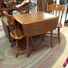 Maple Dining Room Table And Chairs E R Buck Solid Maple Table And Chair Set 249 00 Forsale