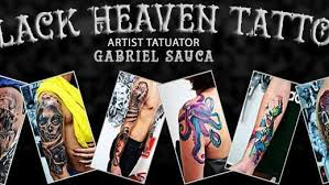 heaven tattoo