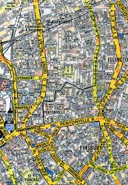 parish boundary map st andrew u0027s islington