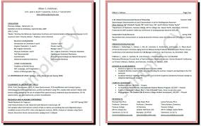 contemporary ideas how to create a curriculum vitae nobby design