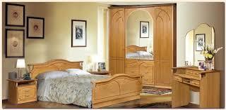 discount chambre a coucher meuble de chambre a coucher en bois lit contemporain massif et