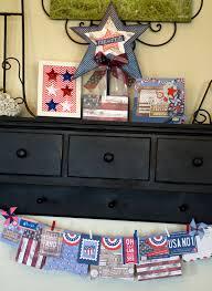 patriotic home decorations patriotic home decor pebbles inc