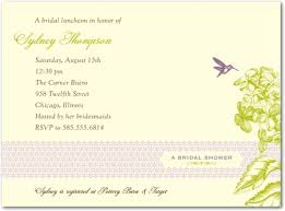 Words For Bridal Shower Invitation How To Word A Wedding Shower Invitation Asking For Money Wedding