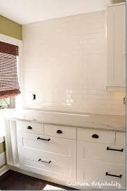 How To Install Subway Tile Kitchen Backsplash by How To Install A Backsplash U2022 The Budget Decorator