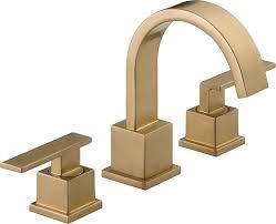 delta faucet 3553lf cz vero two handle widespread bathroom faucet
