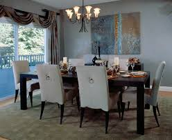 transitional console table dining room traditional with side chair