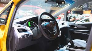 opel cars interior opel ampera e interior compact full electric car on display during
