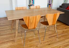 Oak Dining Room Tables Oak Dining Table Million Studio