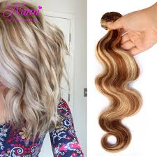 Hair Extension Lenghts by Buy 6a Brazilian Human Hair Extension Body Wave Piano Color 8 613