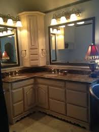 Corner Bathroom Vanity Cabinets Corner Sink Bathroom Vanity My Web Value