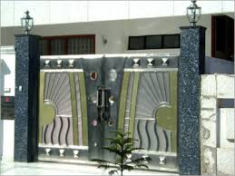 latest front gate design for small homes modern designs home