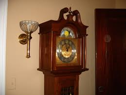 German Grandfather Clocks Daneker Grandfather Clock Repair Video With Urgos Uw 0322 Movement