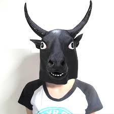 6 models high quality artificial halloween latex wolf mask