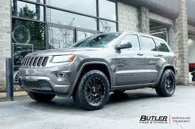 jeep xd wheels jeep grand cherokee with 18in xd fusion wheels exclusively from