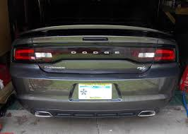 2013 dodge charger tail lights any blacked out taillights out there dodge charger forums