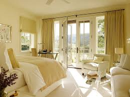 Inside Mount Window Treatments - san francisco french window treatments bedroom traditional with