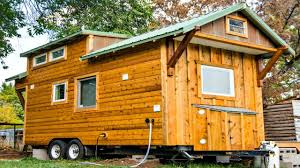 tiny home simple unique functional custom rv trailer small house