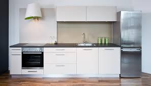 küche freistehend hase kramer freistehender kühlschrank edelstahl