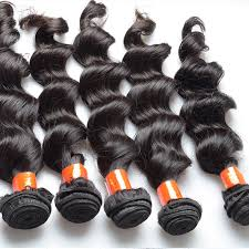 human hair suppliers wholesale price grade aaaaa unprocessed human hair weaves